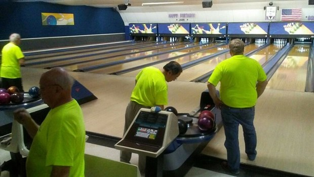 Foothills Bowling Tournament